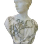 Marble Sculpture_1920 lady