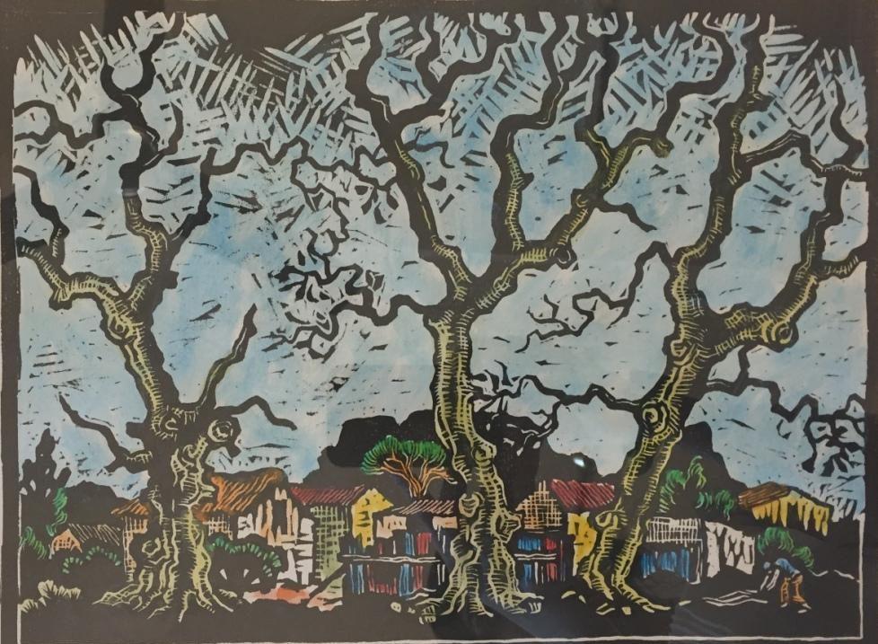 Gregoire_Three trees