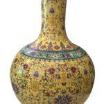 Chinese Vase_Yellow