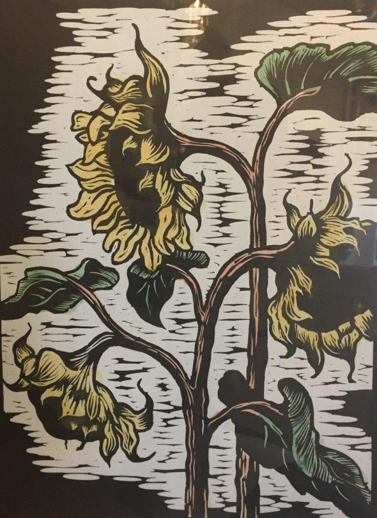 Gregoire Boonzaier_Sunflowers