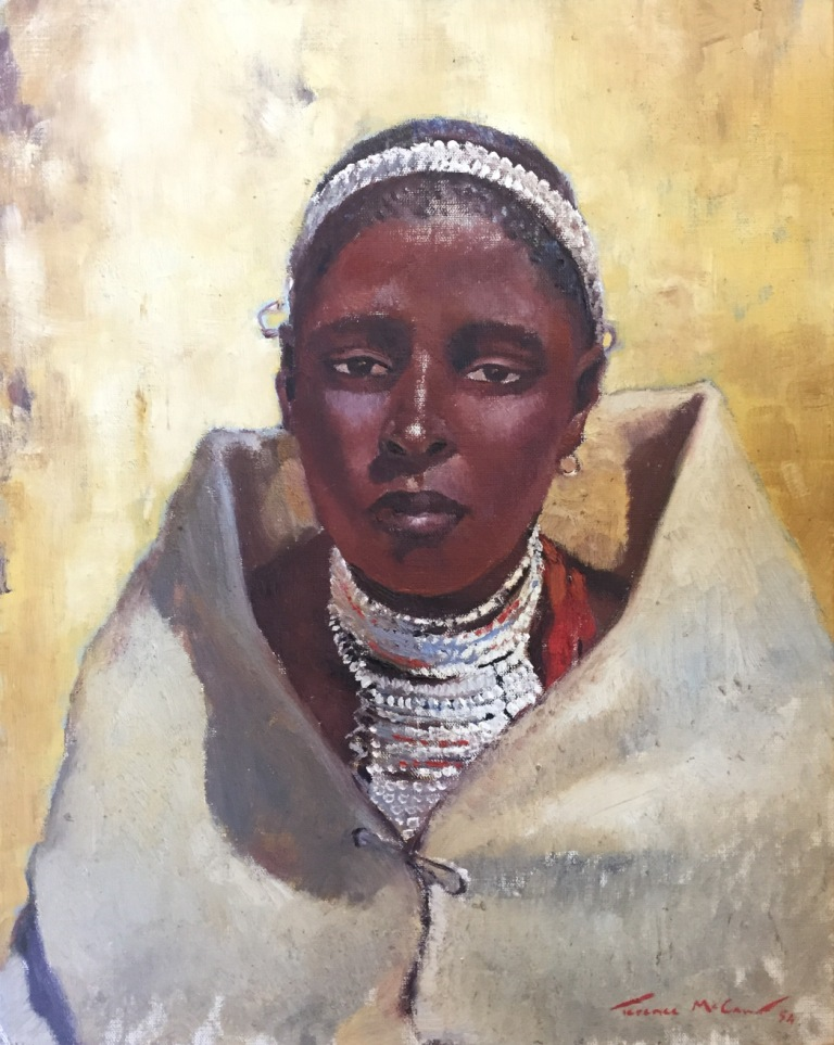 Terrance McCaw_African woman