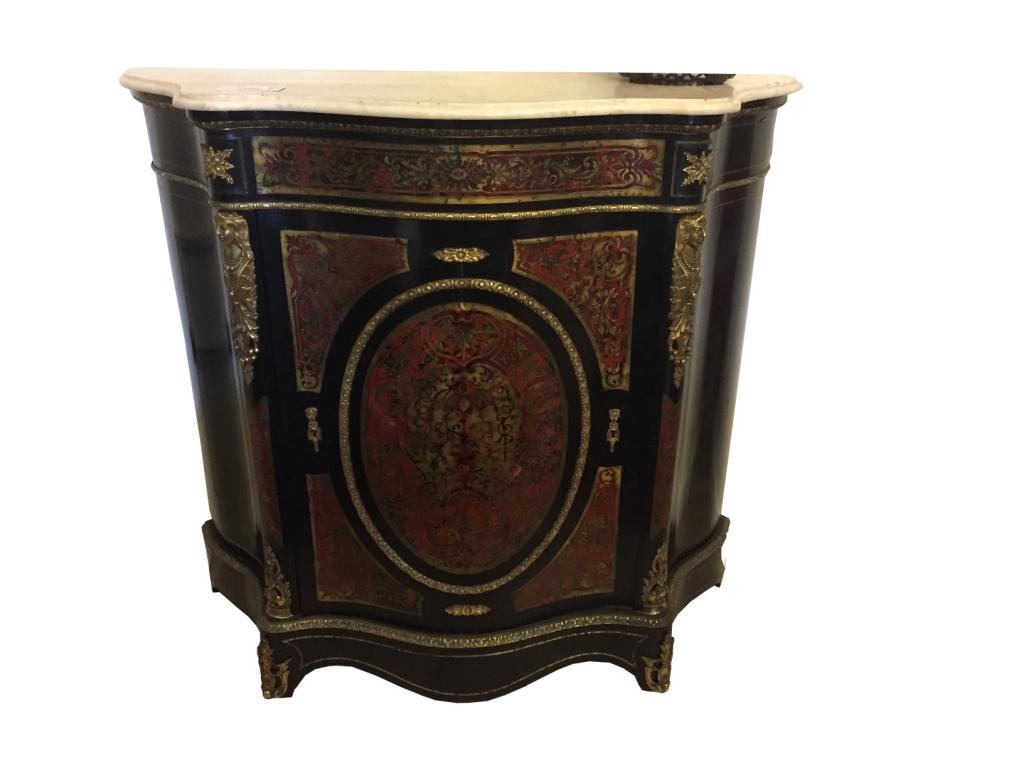French Ormolu Boulle Cabinet