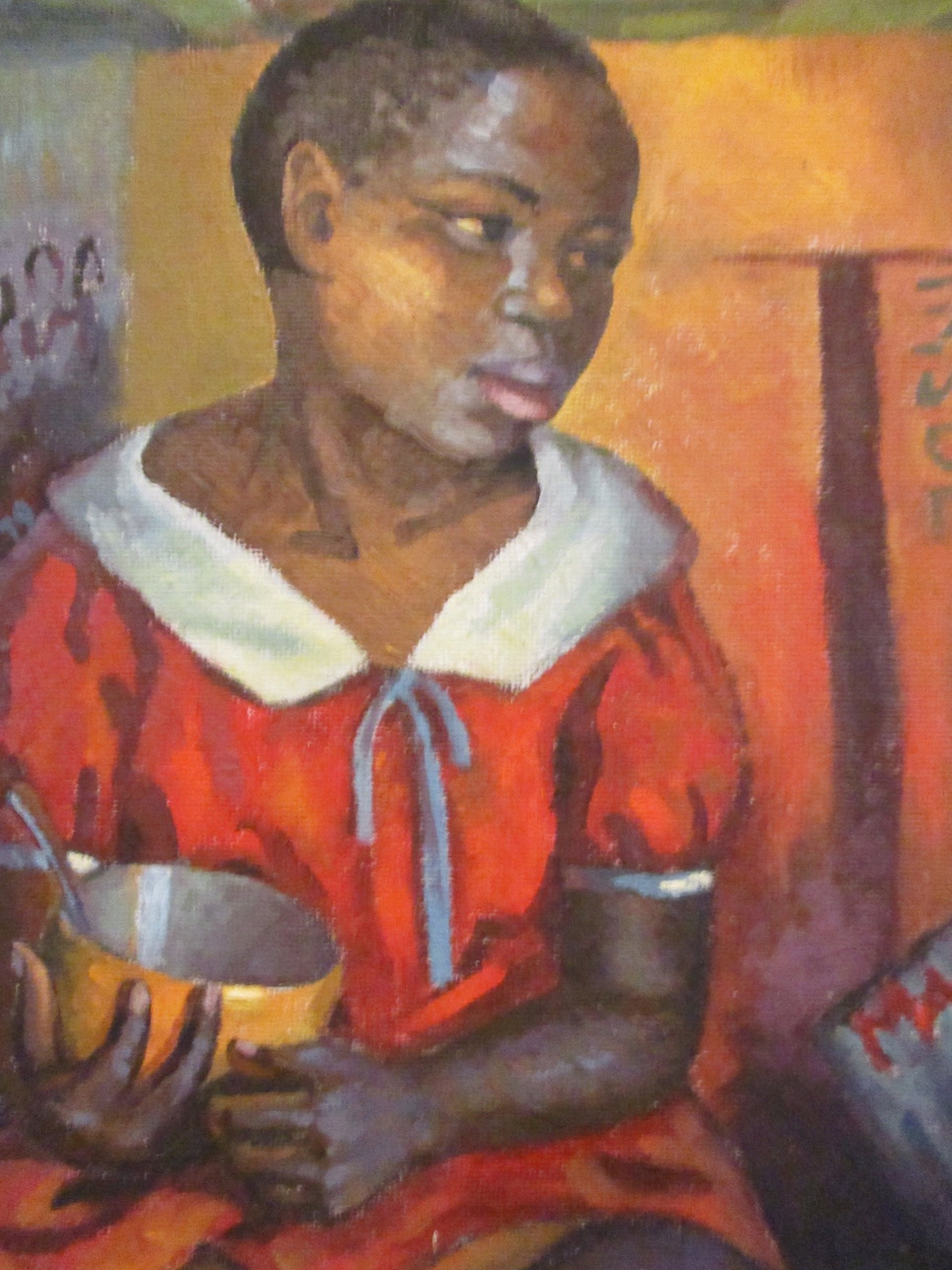 George Pemba_YOung girl