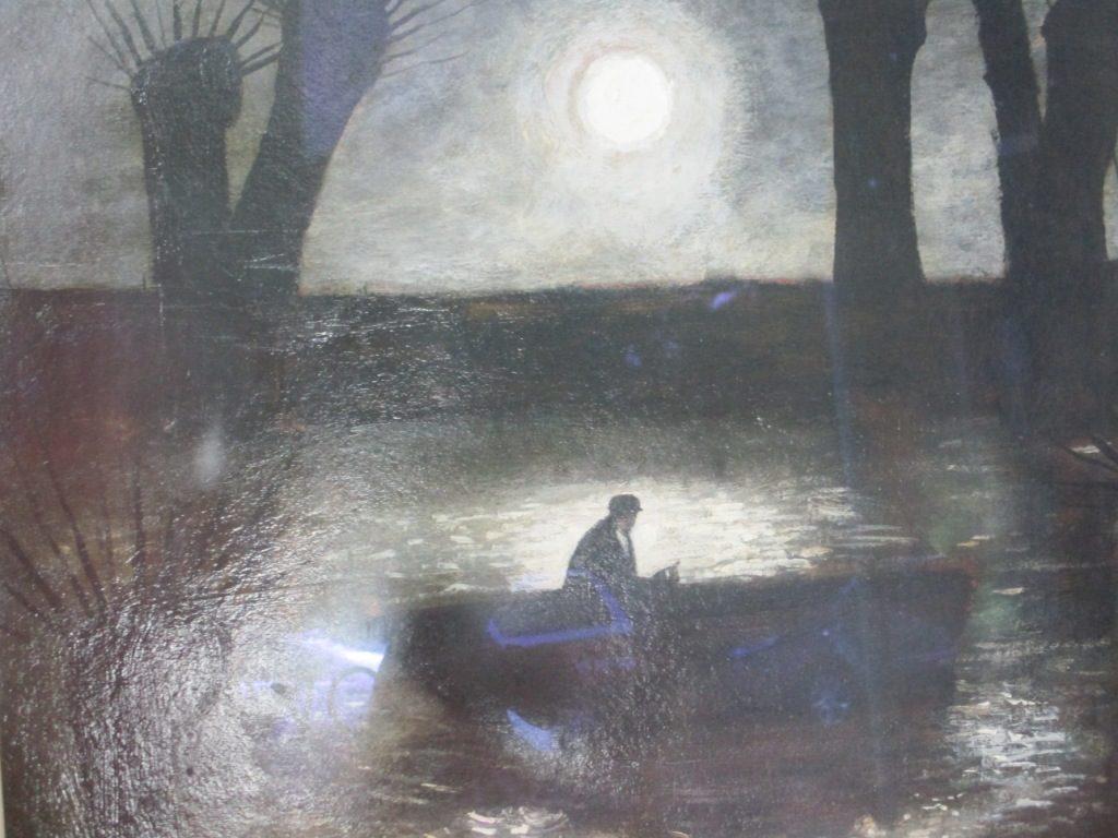 John Caple _Full moon