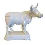 Staffordshire cow creamer copy