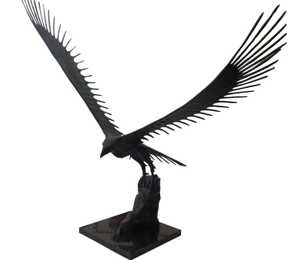 BEU 2797Bronze eagle 2 of 7 copy