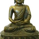 buddha missing W