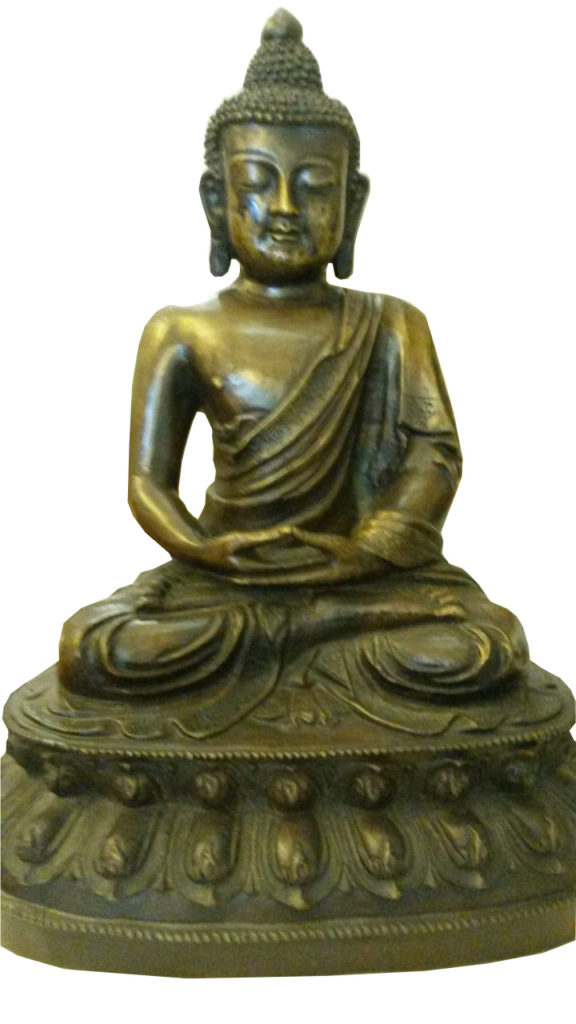 buddha missing W